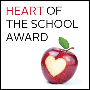 Heart of the School Award