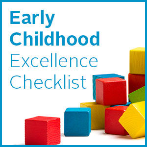 Schools Early Childhood Checklist English