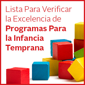 Early Childhood Checklist Spanish